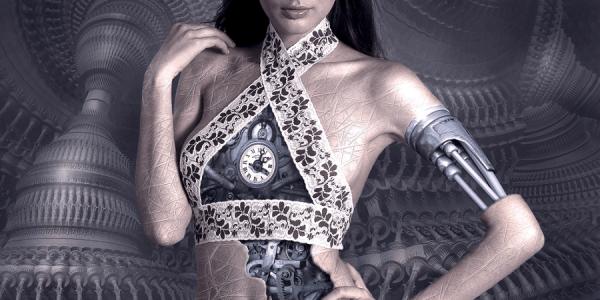 畸形愛好・フリークス嗜好 体の一部が欠損している女性のイメージ