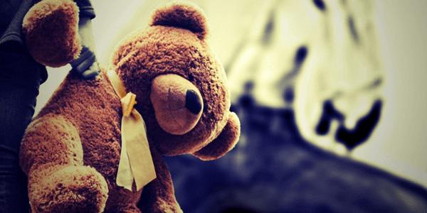虐待された記憶のイメージ